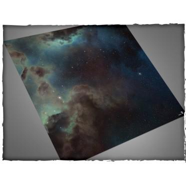 Terrain Mat PVC - Deep Space - 90x90