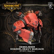 Warmachine - Demolisher/Devastator/Spriggan Heavy Warjack Kit