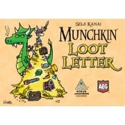 Munchkin Loot Letter (Anglais)