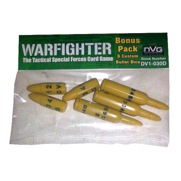 Warfighter: Battle Dice Expansion