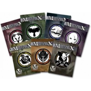 Malifaux 2nd Edition Ten Thunders Arsenal Deck 2