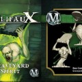 Malifaux 2nd Edition Graveyard Spirit 0