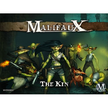 Malifaux 2nd Edition The Kin