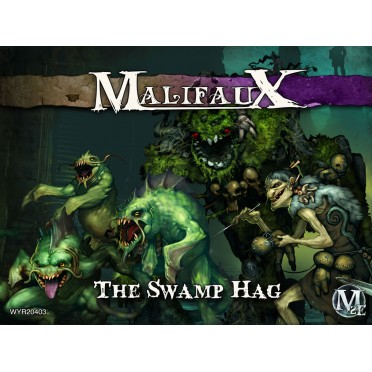 Malifaux 2nd Edition The Swamp Hag