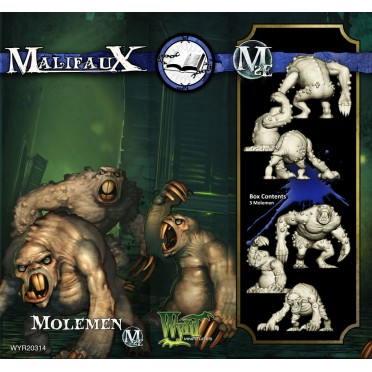 Malifaux 2nd Edition Molemen
