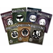Malifaux 2nd Edition Neverborn Arsenal Deck 2