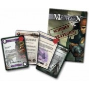 Malifaux 2nd Edition Schemes & Strategies Deck