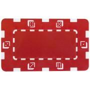 Plaque DICE Rouge