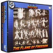 Sentinel Tactics: The Flame of Freedom Miniatures pack