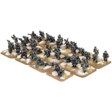 Infanterie Platoon (Greatcoat)