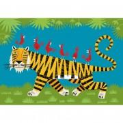 Le Tigre - Lake - 24 pièces