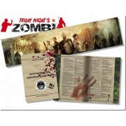 Friday Night's Zombi - Ecran du Maitre de Jeu