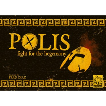Polis: Fight for the Hegemony 2nd Edition