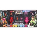 Lantern corps power batteries - rouge et violet 1