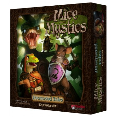 Mice & Mystics - Downwood Tales