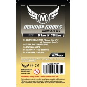 Magnum Card Sleeves - 61x103mm - 100p