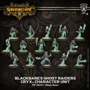 Blackbane's Ghost Raiders pas cher