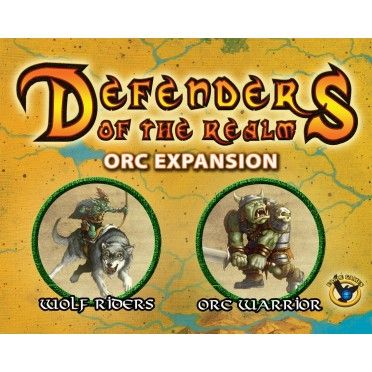 Defenders of the Realm: Minion Expansion: Orcs