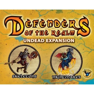 Defenders of the Realm: Minion Expansion: Undead