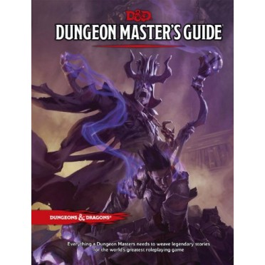 D&D - Dungeon Master's Guide