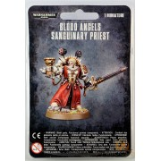 W40K : Adeptus Astartes Blood Angels - Sanguinary Priest