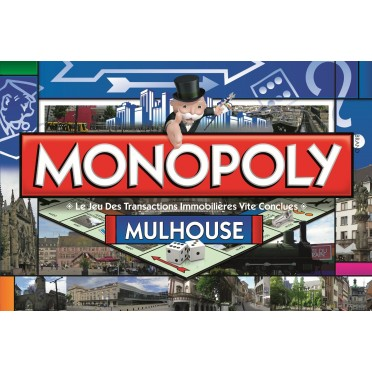 Monopoly Mulhouse