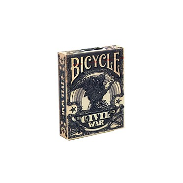 Civil War - Bleu - jeux de 54 Cartes Bicycle