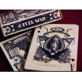 Civil War - Bleu - jeux de 54 Cartes Bicycle 2