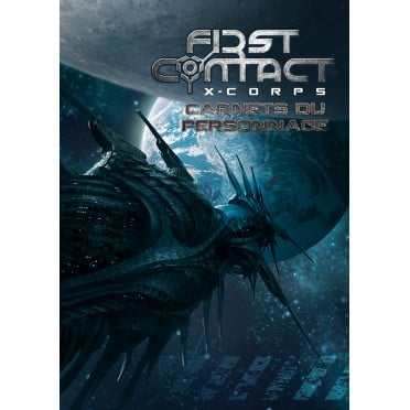 First Contact : X-Corps - Carnet du Personnage