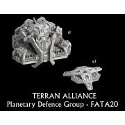 Terran Alliance Planetary Defence Group