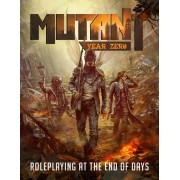 MUTANT: Year Zero - Roleplaying At The End Of Days