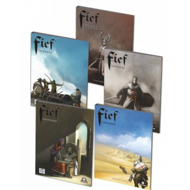 Fief - pack d'extensions