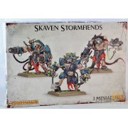 Age of Sigmar : Chaos - Skaven Stormfiends