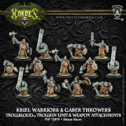 Hordes - Kriel Warriors & Caber Throwers