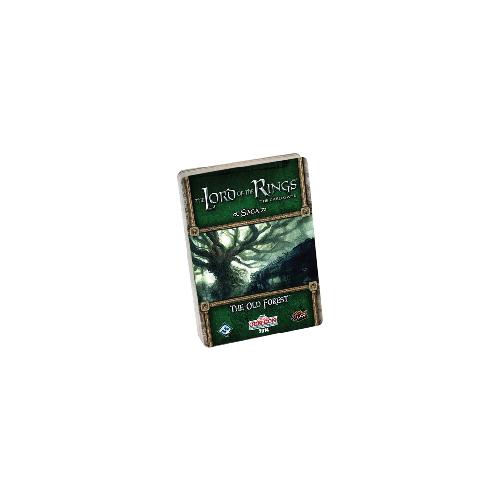 Lord Rings Lcg Old Forest