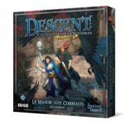 Descent Seconde Édition : Le Manoir aux Corbeaux