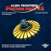 Alien Frontiers: Faction Pack 2
