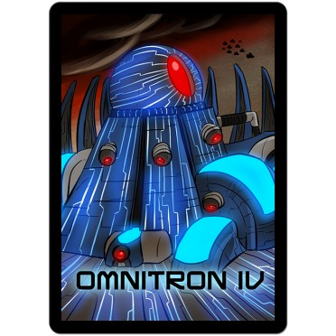 Sentinels of the Multiverse - Omnitron IV - Environment Mini Expansion