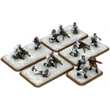 Machine-gun Platoon (Winter)
