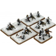Machine-gun Platoon (Winter)