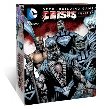 DC Comics Deck-Building Game: Crisis Expansion Pack 2
