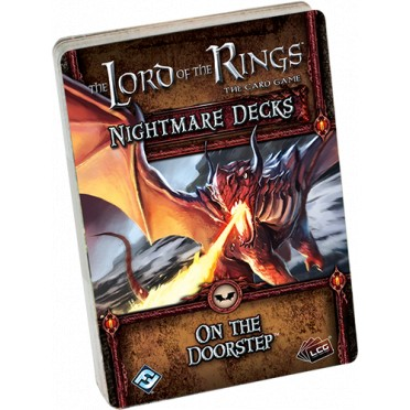 The Lord of the Rings LCG - On the Doorstep Nightmare Deck
