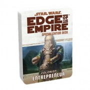 Star Wars : Edge of the Empire -Entrepreneur Specialization Deck