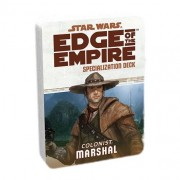 Star Wars : Edge of the Empire - Marshal Specialization Deck