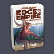 Star Wars : Edge of the Empire - Performer Specialization Deck