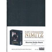 Fleet Commander Nimitz - Mounted Battle Board