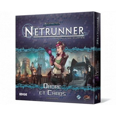 Android Netrunner : Ordre et Chaos