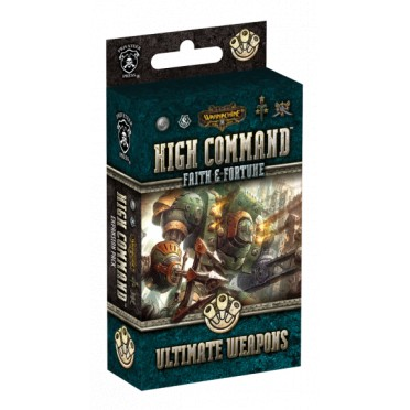 Warmachine: High Command : Ultimate Weapons Expansion Set