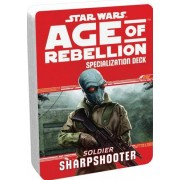 Star Wars : Age of Rebellion - Sharpshooter Specialization Deck