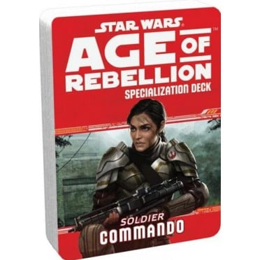 Star Wars : Age of Rebellion - Commando Specialization Deck